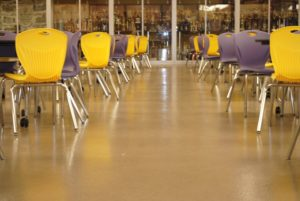 5 Reasons Resinous/Epoxy Floors Are the Best Choice for Schools