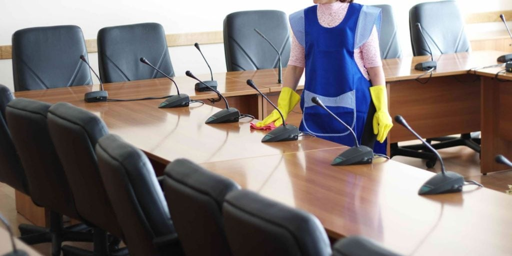 5 Signs It's Time to Fire Your Office Cleaning Company