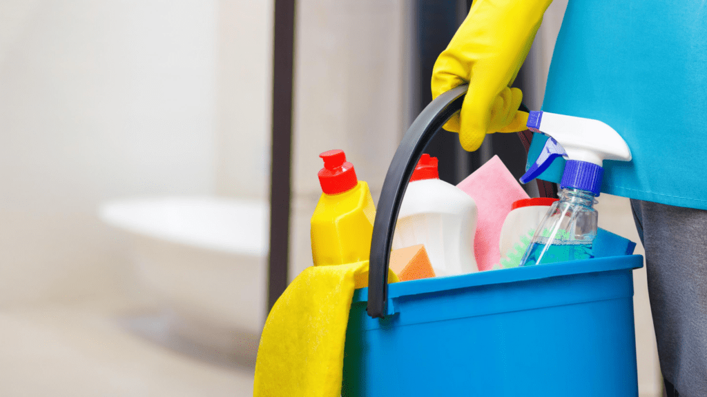 Cleaning & Disinfecting Your Business for COVID-19