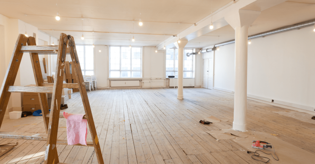 painting your office